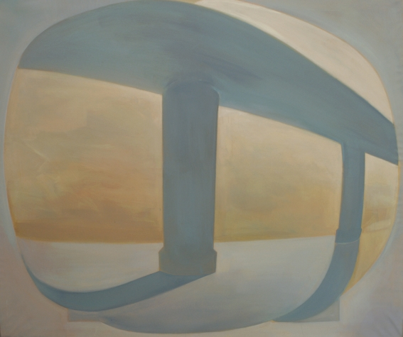 Image:No name. Oil on canvas 190x160 2010